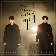 Goblin Dokebi Guardian: The Lonely and Great God OST Pack 2 (tvN Drama) 2CD+Book