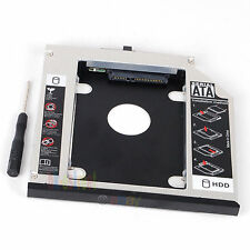SATA 2nd HD Hard Drive Caddy Tray Lenovo ThinkPad T420i T510 W510 T520 US Seller