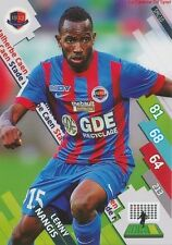 SMC-10 LENNY NANGIS # SM.CAEN CARD ADRENALYN FOOT 2015 PANINI