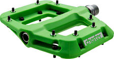 Race Face Chester Platform MTB Mountain Bike Pedals Green