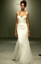 Vera Wang Wedding Dress Size 8 Beautiful Tulle -Timeless Style