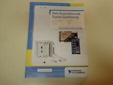National Instruments Data Acquisitions & Signal Conditioning Catalog 2001