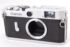 [ NEAR MINT ] Canon P Rangefinder 35mm Film Camera Body from Japan #445