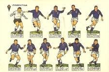 FIORENTINA Calcio....Albertosi, Hamrin, De Sisti, Nuti, Morrone  - anni '60