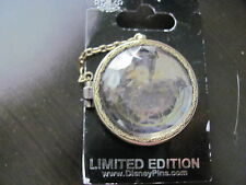 Disney Trading Pins 115020 Alice Through the Looking Glass Pocket Watch