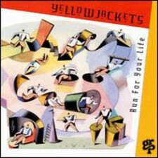 Run For Your Life - Yellowjackets (1994, CD NIEUW)