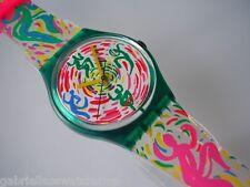 GIROTONDO! Colorful FESTIVE Art Swatch By LINDA GRAEDEL-NIB!