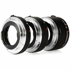 Viltrox DG-C 12+20+36MM Auto Focus Macro Extension Tube Set for Canon EOS