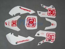 DC GRAPHICS DECAL STICKERS KIT KAWASAKI KLX110 110 P DE30