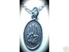 LOOK Islam  Mashallah ALLAH Pendant Muslim charm Islamic