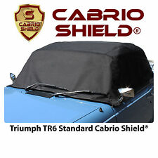 Triumph TR6 Convertible Top Cover Half Cover Standard Protection 1969-1976