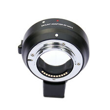 Auto Focus EF-MFT Lens Adapter Ring for Canon EF EF-S to Panasonic LUMIX  RO