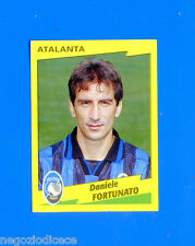 CALCIATORI PANINI 1996-97 Figurina-Sticker n. 49 - FORTUNATO - ATALANTA -New