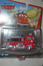 CARS DISNEY RED camion pompier rouge deluxe