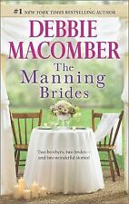THE MANNING BRIDES BY DEBBIE MACOMBER (2015) BRAND NEW MASS MARKET PAPERBACK