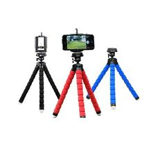 Small Universal Flexible Foam Octopus Mini Tripod Stand for Phone Camera