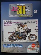 FASCICULE SERIE 2 JOE BAR TEAM  7 HARLEY DAVIDSON CAFE RACER XLCR 1000