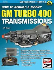 Chevy GM TH400 - Turbo 400 Transmission Book - Stock to Performance / Race SA186