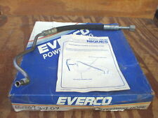 1967 1968 1969 1970 Ford Mustang GT Boss power steering hose Everco 3-709 NOS!