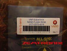 VIZIO Programmed Nand Flash (EEPROM) Memory chip for E3D470VX 0171-2272-4314