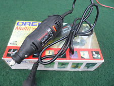 New Electric Dremel MultiPro Rotary Grinder Power Tool Set with 5PC Accessorie