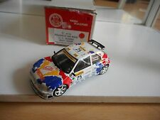 Mini Racing Peugeot 306 Maxi GR A. Rally monte Carlo 98 in White on 1:43 in Box