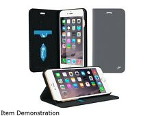 roocase Esteem Wallet Case - Folio Flip Cover with Stand for Apple iPhone 6 / 6S