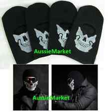 1 x balaclava ghost skull mask cotton biker halloween skateboard paint ball gift