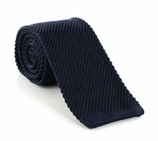 Michelsons UK - 6cm Silk Knitted Ties