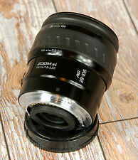 SONY Alpha Digital Minolta AF 28 - 105mm F3.5 4.5 xi fit A200 A300 A700 A900