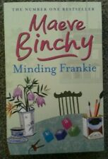 New minding Frankie by Maeve Binchy Paperback Book