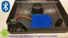 Bluetooth XYZ da Vinci Filament Cartridge Reset Resetter Controller