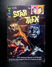 COMICS: Gold Key: Star Trek #12 (1971) - RARE (batman/man from uncle/flash)