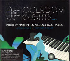 Toolroom Knights - Martijn Ten Velden (SEALED 2xCD) Tracey Thorn Superbass Bent