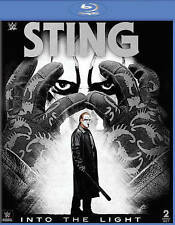 WWE: Sting - Into the Light (Blu-ray Disc, 2015)