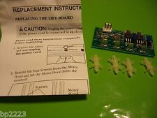 ICON TREADMILL LIFT BOARD 143182 FOR MANY PRO-FORM, NORDIC TRACK MODELS, NEW