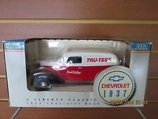 Collectible Chevy Bank -DieCast-Key Operated Lock,1937, Limited Edition.