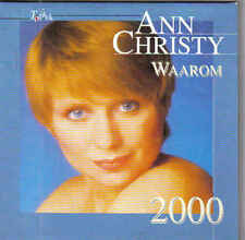 Ann Christy-Waarom 2000 cd single