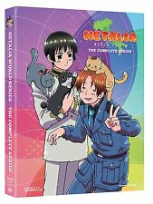 Hetalia . World Series . The Complete Series . Season 3 & 4 . Anime . 4 DVD NEU