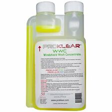Proklear WWC Windshield Wash Additive Concentrate 250ml Free Ship
