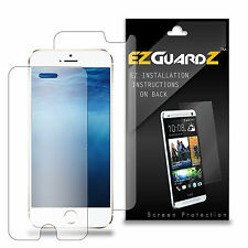 4X EZguardz FULL BODY Screen Protector Skin Cover HD 4X For Apple iPhone 6 4.7""