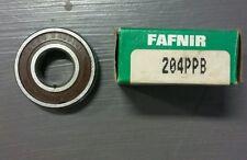 FAFNIR 204PPB BALL BEARING 20MM INNER DIAMETER 47MM OUTER DIAMETER, NEW