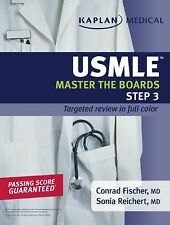 Kaplan Medical USMLE Master the Boards Step 3 (Kaplan USMLE Master the Boards: S