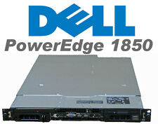 Server rack Dell PowerEdge 1850 - CPU Intel Xeon SCSI RAID Windows Server 2003