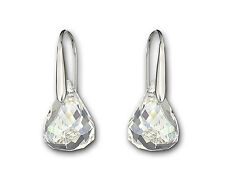 Swarovski Crystal LUNAR MOONLIGHT Pierced Earrings  1046084