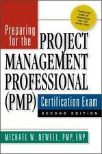 Preparing for the Project Management Professional (PMP) Certification Exam, Sec