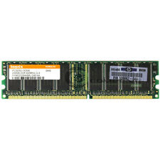 Hynix 512MB 2x256MB PC3200 DDR Memory HYMD232646B8J-D43 Apple MAC G5 326667-041