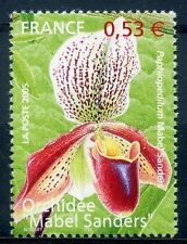 stamp / TIMBRE FRANCE N° 3763 ** ORCHIDEE - FLEUR