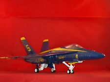 "F-18 Hornet, US Navy Display Team ""Blue Angels"", Franklin Mint Aircraft 1:48"