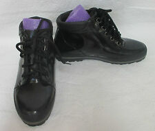 """Women's Bay Area Traders """"Puddle"""" Black Rain/Mud/Snow Boots Size 8 M"""